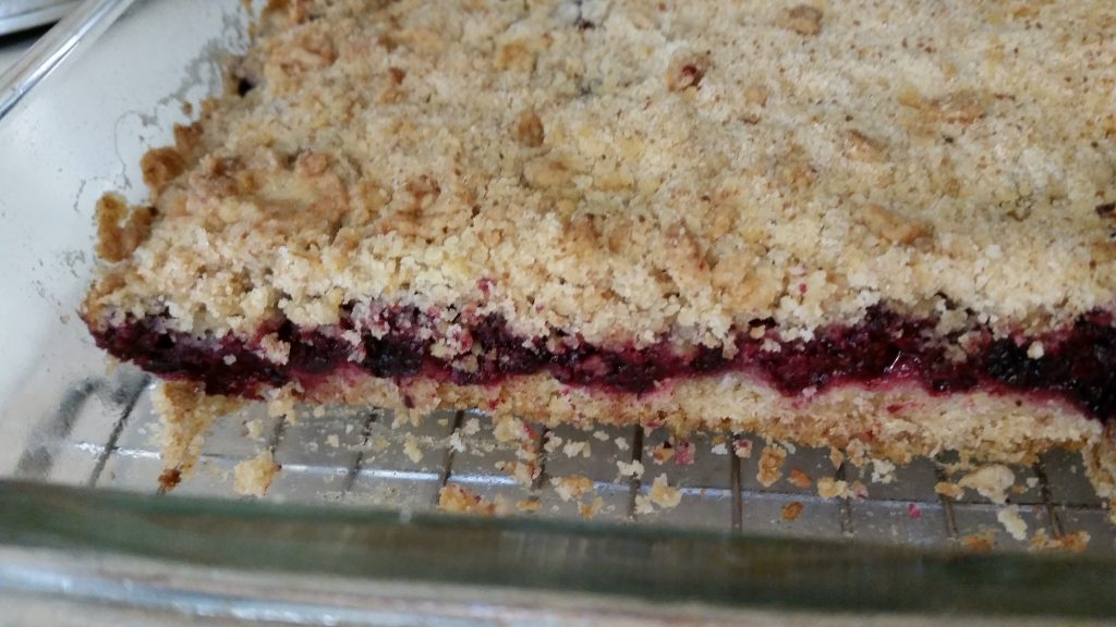 berry bar layers