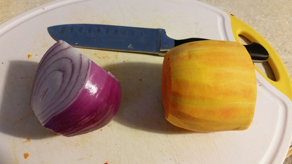 onion butternut